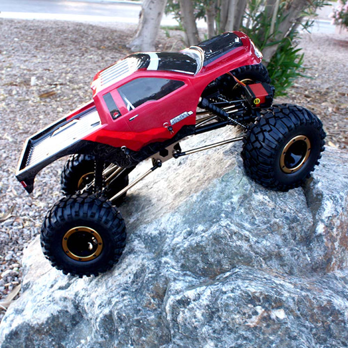 Redcat Racing Everest 10 1/10 Scale Crawler Red New Body