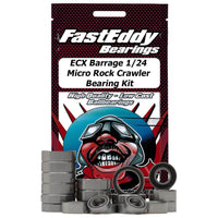 Fast Eddy ECX Barrage 1/24 RTR Micro Rock Crawler Bearing Kit