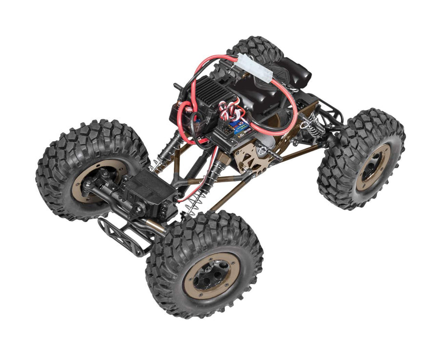 Redcat Racing Everest 16 1/16 Rock Crawler Red