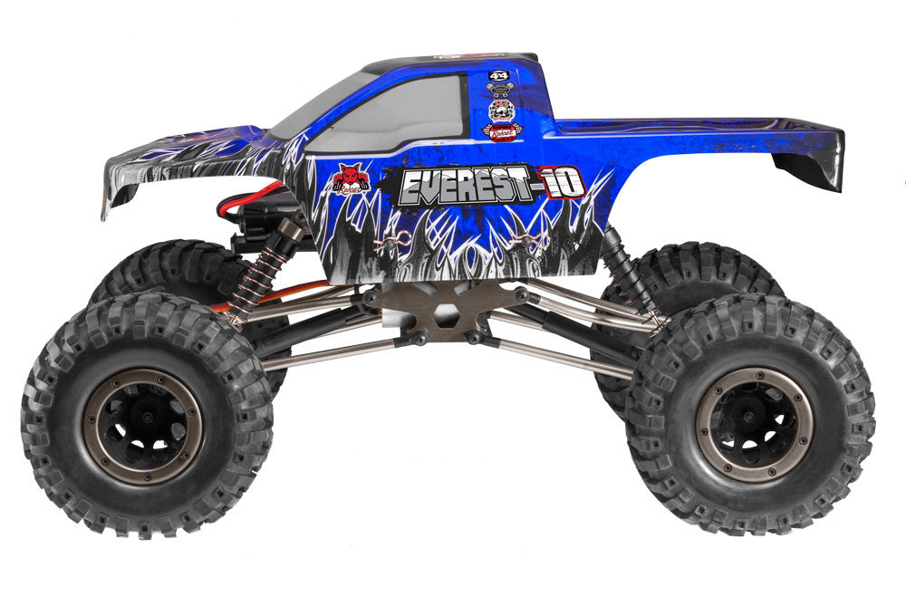 Redcat Racing Everest 10 1/10 Scale Crawler Blue