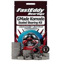 Fast Eddy GMade Komodo Sealed Bearing Kit