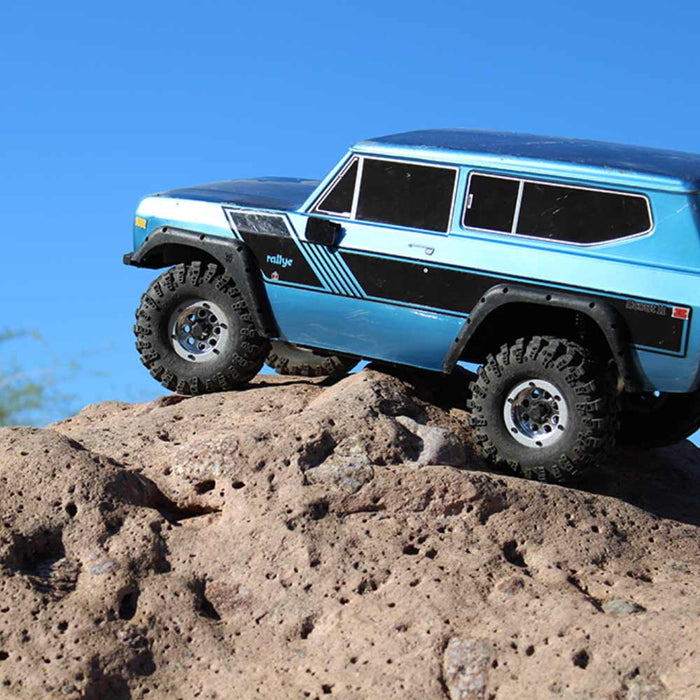Redcat Racing Gen8 International Scout II 1/10 Scale Crawler Blue