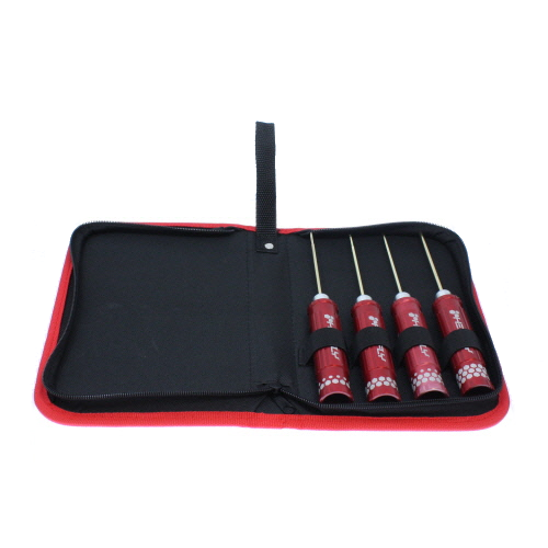 Hexfly Tool Kit Including 1.5/2.0/2.5/3.0 Allen Drivers HX-0007