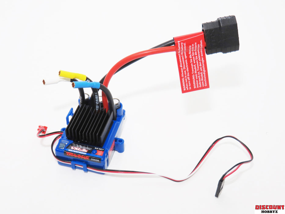 Traxxas Slash 4x4 VXL Velineon VXL-3S Brushless Waterproof ESC