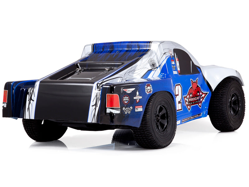 Caldera SC 10E 1/10 Scale Brushless Short Course Blue Truck