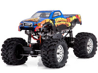 Redcat Racing Ground Pounder Monster Truck 1/10 RTR 4WS