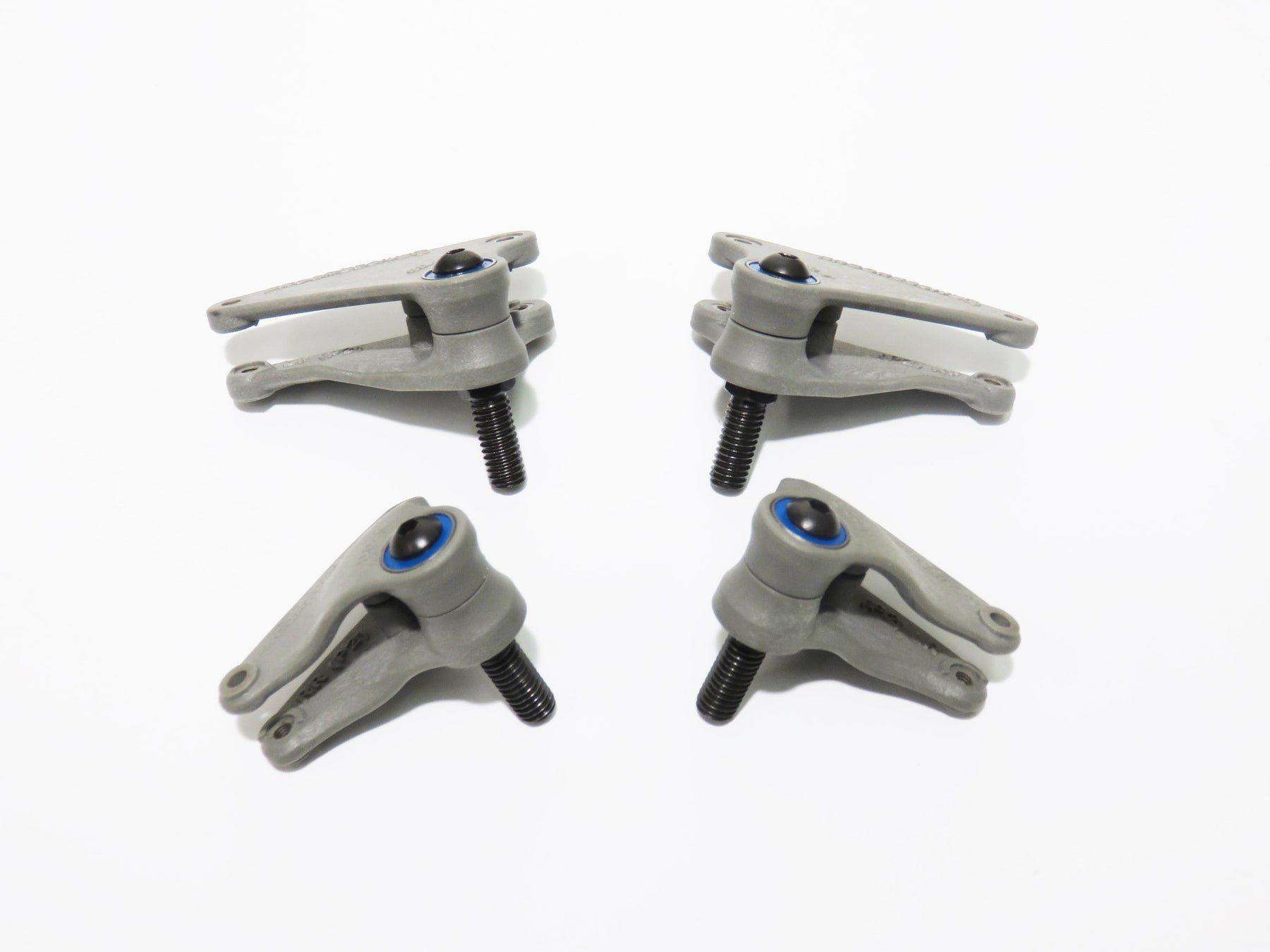 Traxxas Slayer Pro 4x4 Front & Rear Progressive 2 Rocker Arm Set With Posts