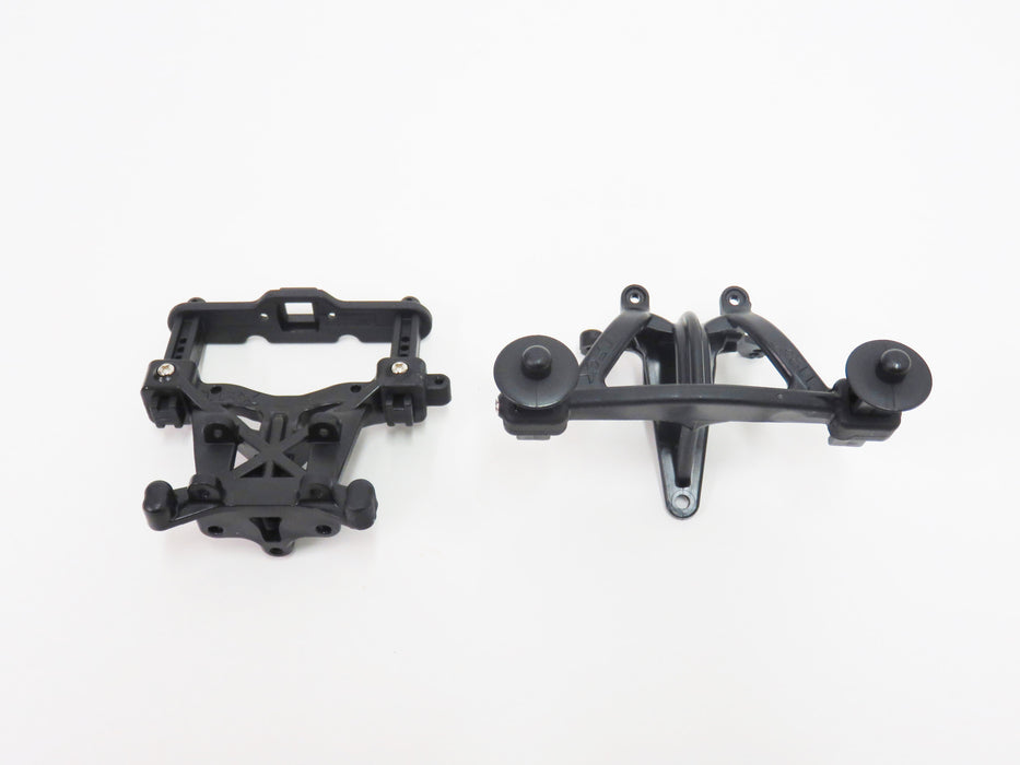 Traxxas Slayer Pro 3.3 Front & Rear Body Mounts Posts