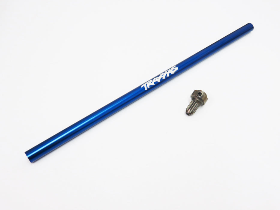 Traxxas Slash 4x4 Center Aluminum Drive Shaft With Drive Hub 6855
