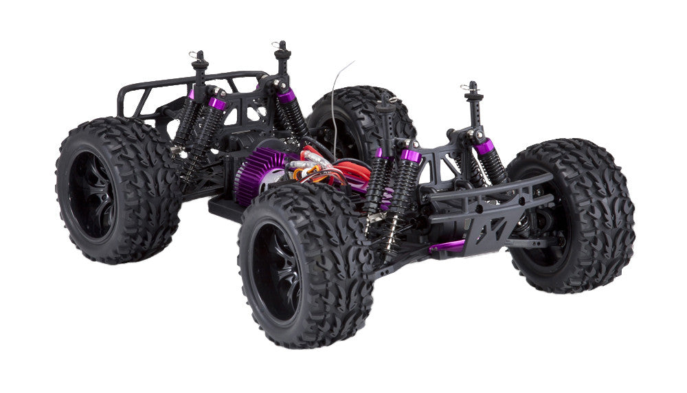 Redcat Racing Volcano EPX 1/10 Scale Electric Monster Truck Red