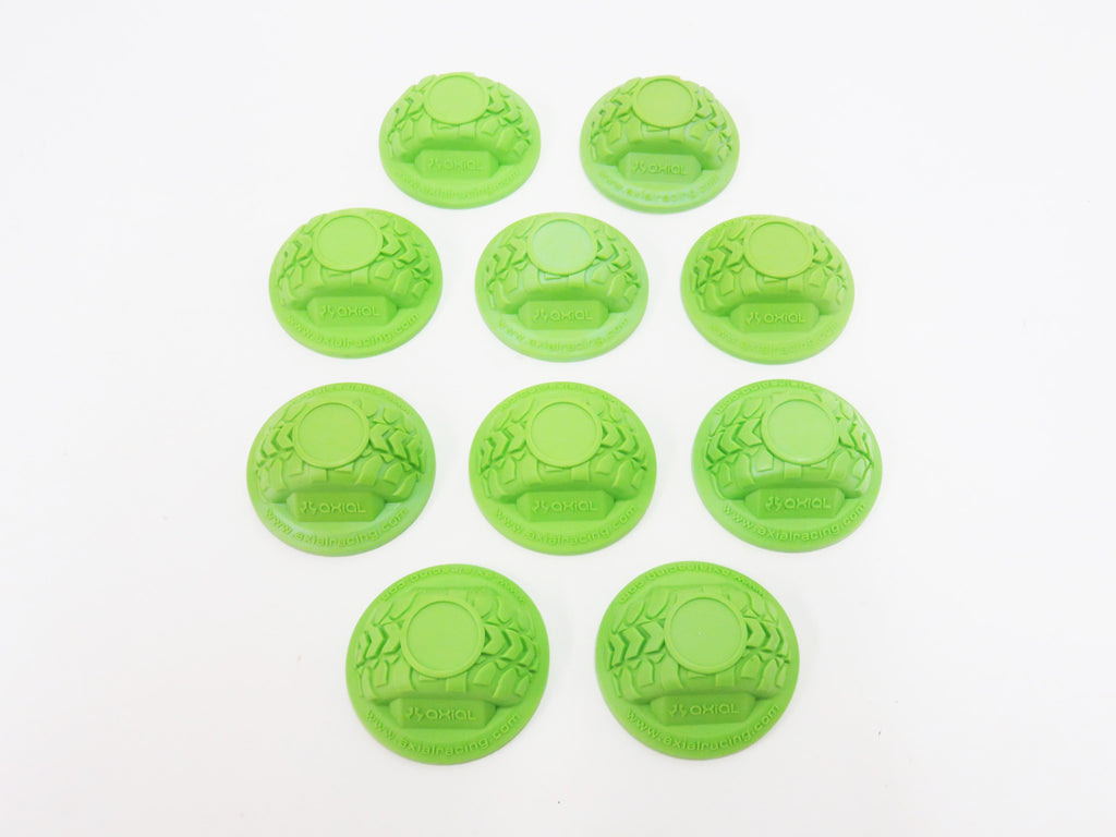 Axial Crawler Gate Marker Green Set (10) AX12012