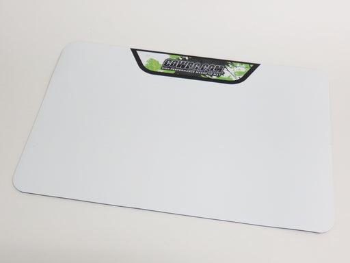 CowRC Pro Mag Medium Screw Catcher Flat Mat 12x18 With Splatter Decal