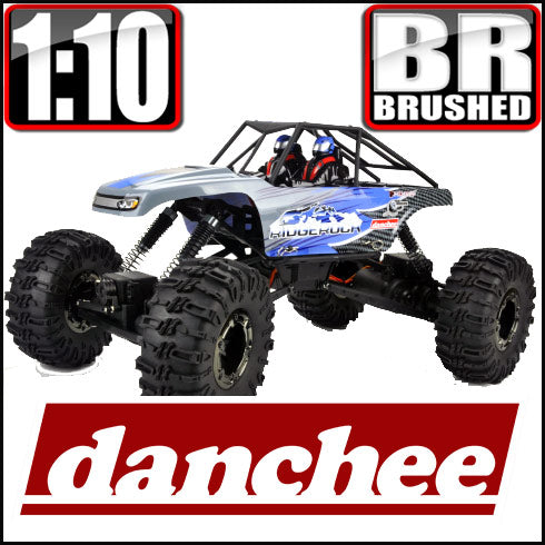 Redcat Racing Danchee RidgeRock 1/10 Scale Rock Crawler