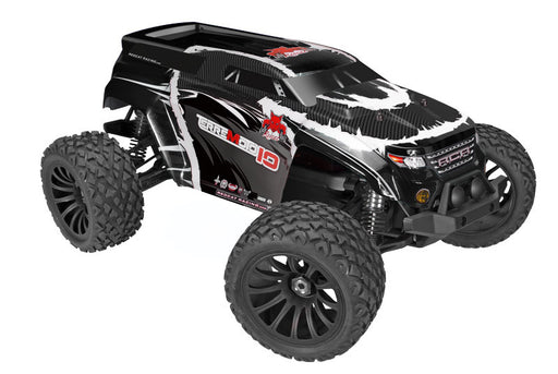 RedCat Racing Terremoto-10 V2 1/10 Scale Brushless Black Suv