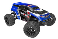 RedCat Racing Terremoto-10 V2 1/10 Scale Brushless Blue Suv
