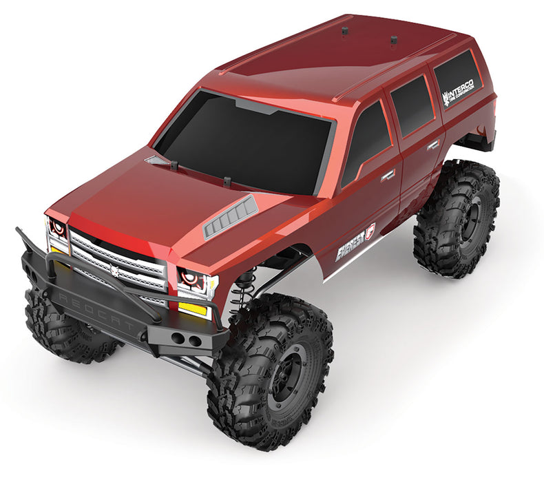 Redcat Racing Everest Gen7 Sport 1/10 Scale Off Road Scale Orange Truck
