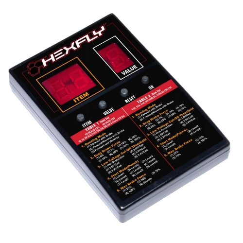 HexFly HX-Programcard HexFly Program Card