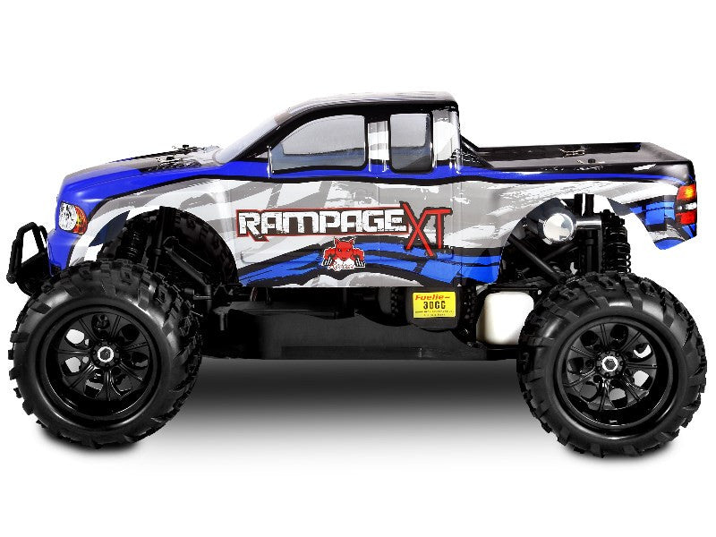 Redcat Racing Rampage XT 1/5 Scale Gas Monster Truck Blue