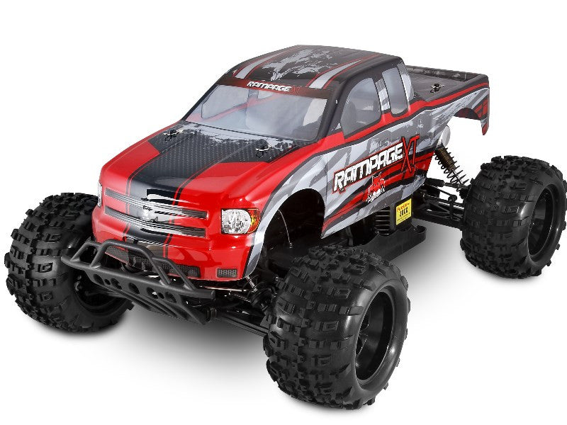 Redcat Racing Rampage XT 1/5 Scale Gas Monster Truck Red