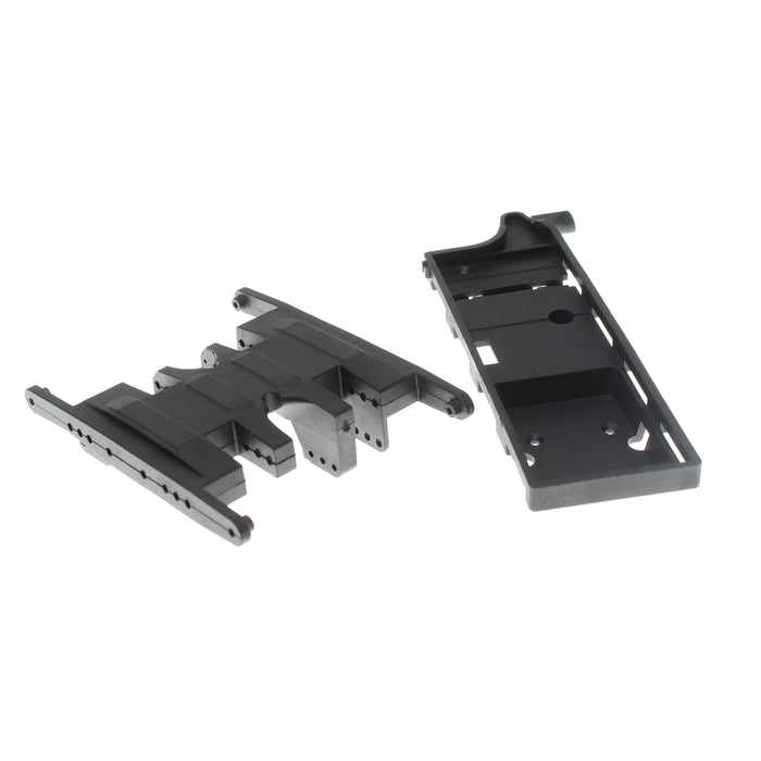Redcat Racing Gen8 Scout ll Flat Bottom Center Skid Plate with Battery Tray RER12072