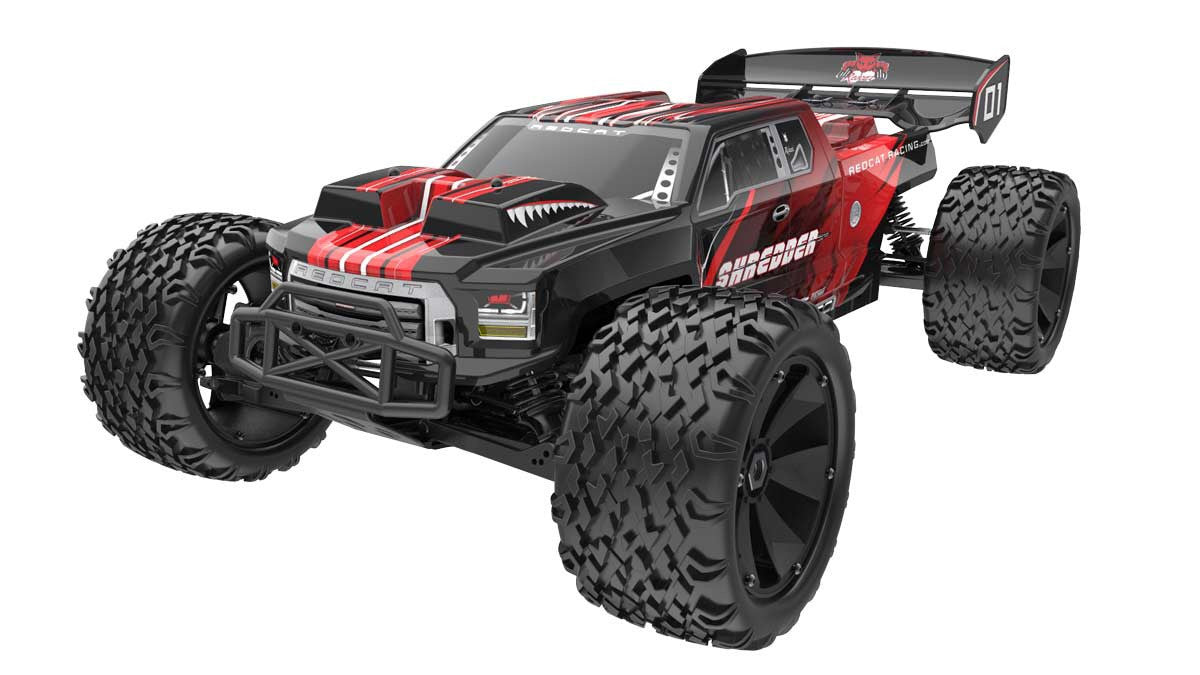 Redcat Racing Shredder 1/6 Scale Brushless Electric Monster Truck