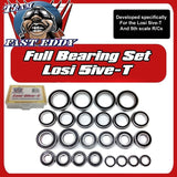 Fast Eddy Losi 5ive-T Full Replacement Bearing Set