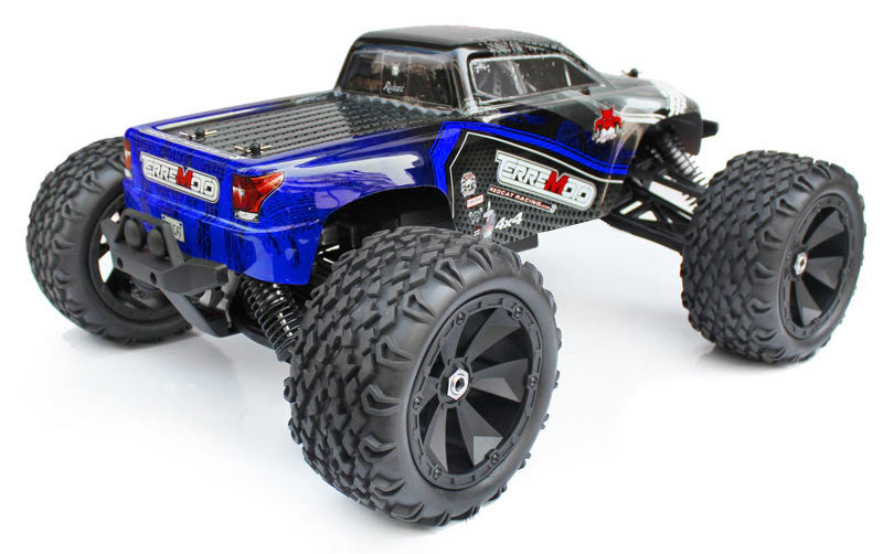Redcat Racing Terremoto V2 1/8 Scale Brushless Electric Monstor Truck Blue