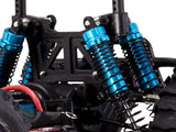 Redcat Racing Volcano EPX PRO 1/10 Scale Electric Brushless Monster Truck Blue/Silver