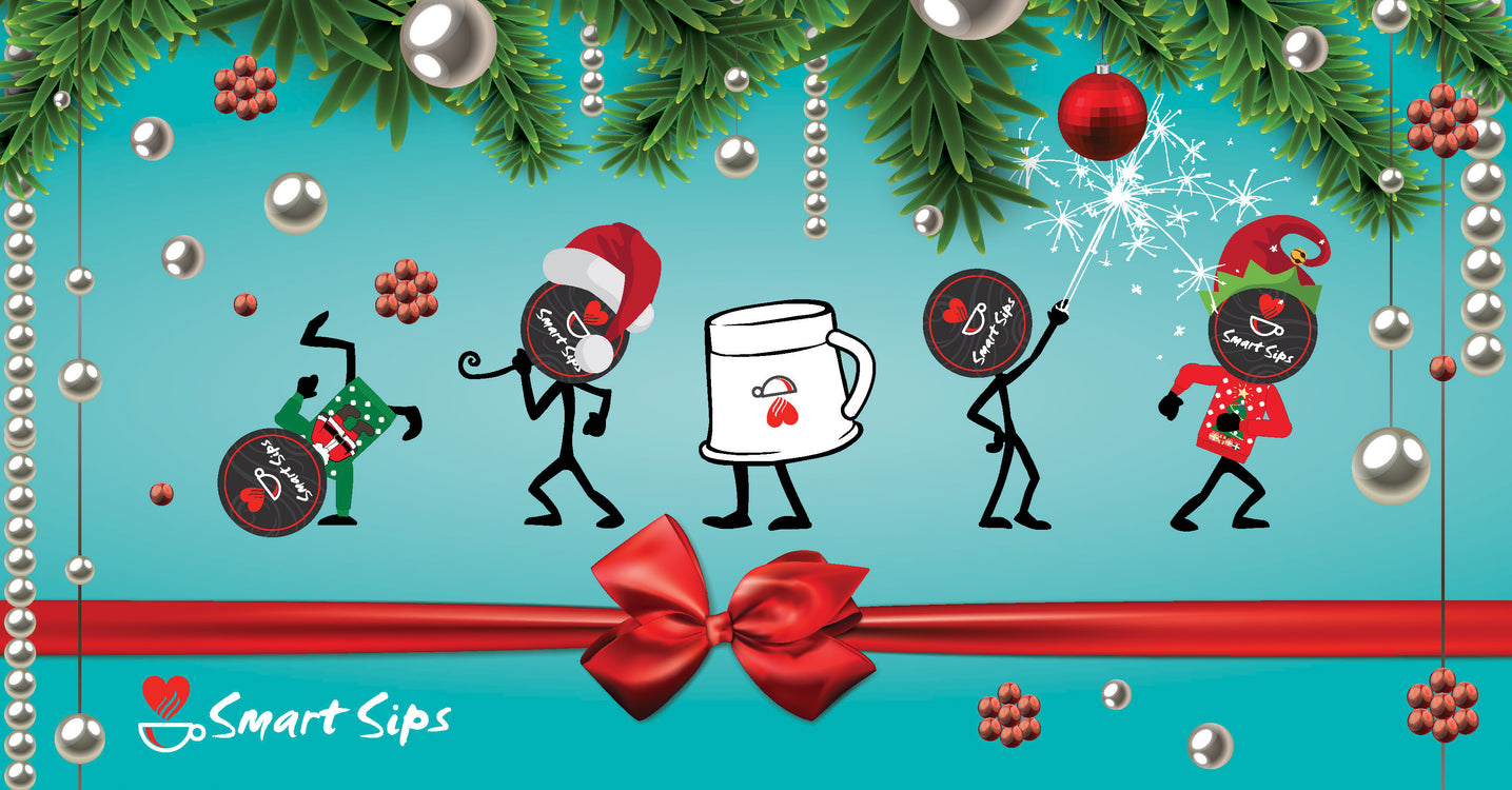 "Smart Sips Holiday Gift Guide -  Your Answer to ""What Should I Get For ____?"""