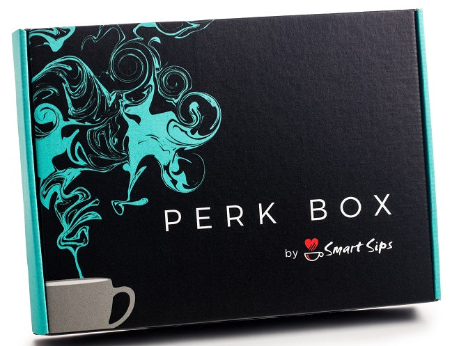 smart sips perk box coffee subscription box