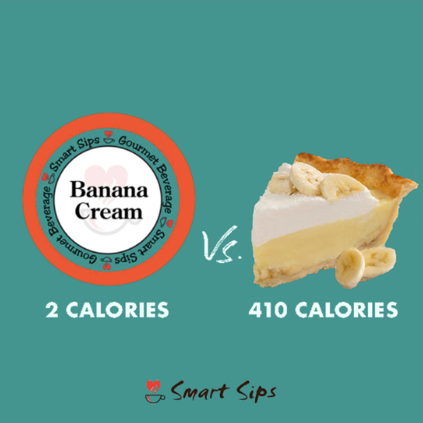 smart sips coffee banana cream keurig kcup