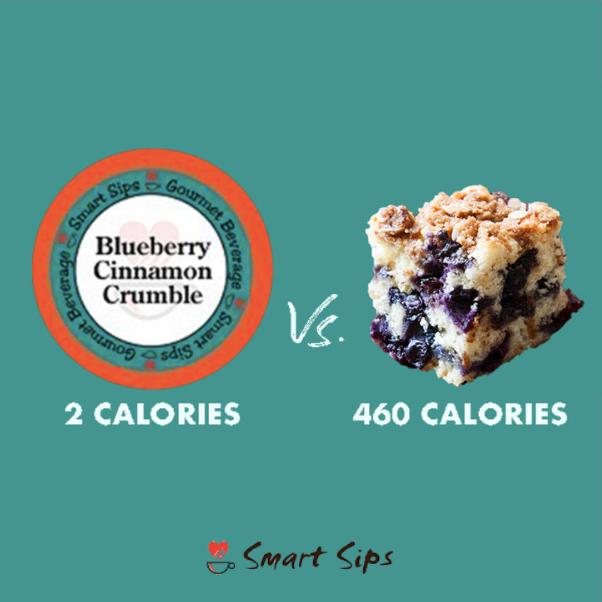 smart sips coffee blueberry cinnamon keurig kcup