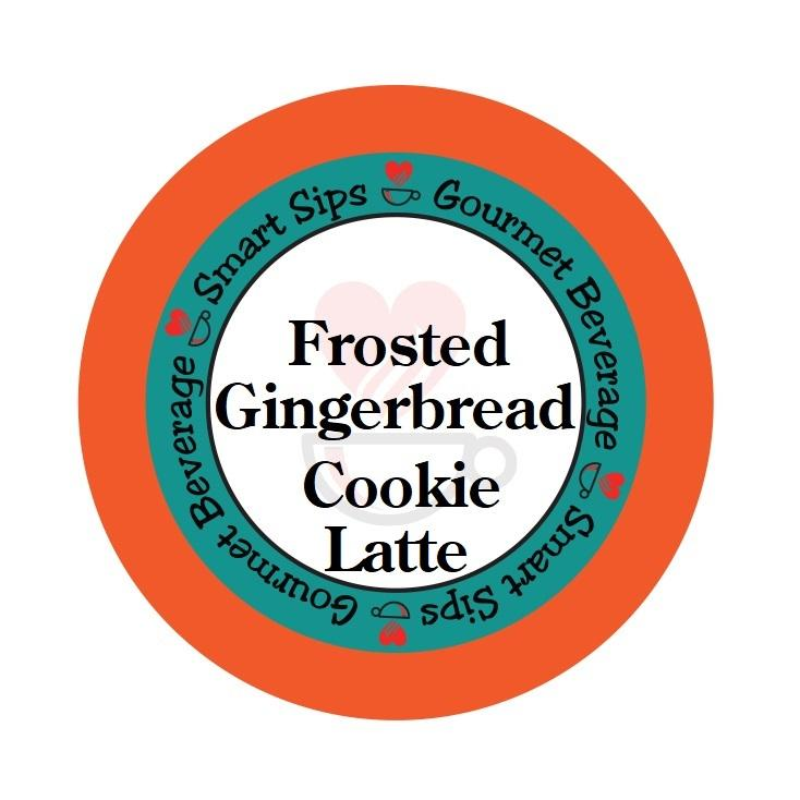 frosted gingerbread cookie latte keurig kcup