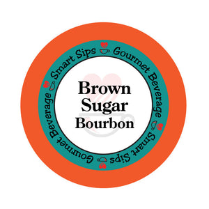 smart sips coffee brown sugar bourbon keurig kcup k-cup