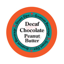 smart sips decaf coffee chocolate peanut butter decaffeinated keurig kcup k-cups