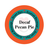 smart sips decaf pecan pie coffee keurig kcup k-cup coffee decaffeinated