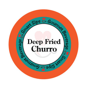 smart sips coffee deep fried churro cinnamon keurig kcup