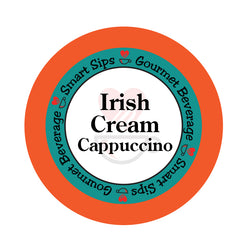 smart sips coffee cappuccino keurig irish cream kcup  k-cup