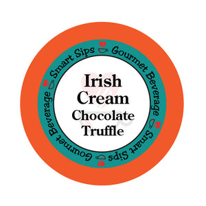 smart sips irish cream chocolate truffle keurig kcups