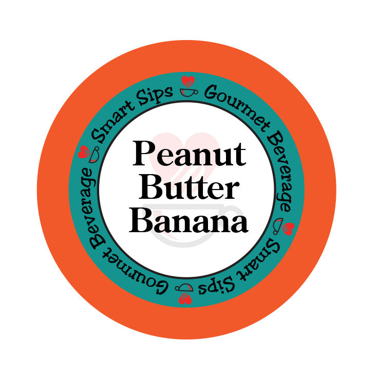 smart sips coffee peanut butter banana keurig kcup k-cup