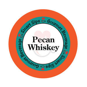 smart sips pecan whiskey coffee keurig k-cup