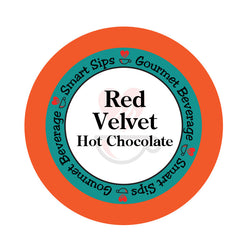 smart sips red velvet hot chocolate keurig kcup