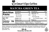 Matcha Green Tea Latte, Single Serve Cups Compatible With All Keurig K-cup Machines, 24 Count
