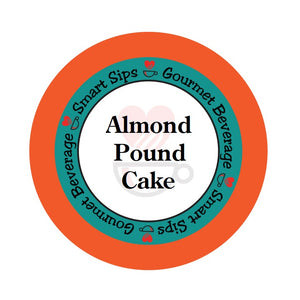 almond flavored coffee pods keurig kcup