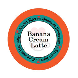 smart sips coffee flavored keurig kcup k-cup banana cream latte