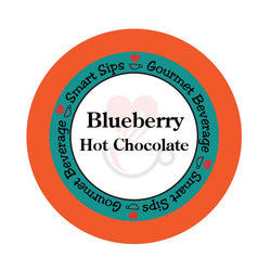 Smart Sips Coffee blueberry hot chocolate k-cup kcup Keurig