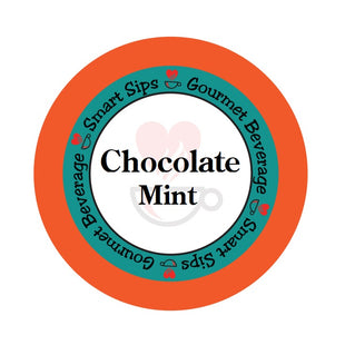 chocolate mint kcup flavored coffee pods