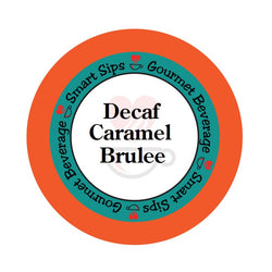 smart sips coffee decaf decaffeinated caramel coffee keurig k-cup kcup