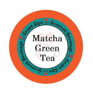 smart sips matcha green tea latte keurig kcup coffee
