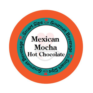 Smart Sips Coffee mexican mocha hot chocolate k-cup kcup keurig